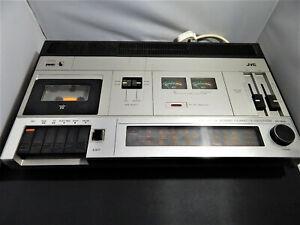 JVC Stereo Cassette Tape Recorder Model MC-1820LE 1976
