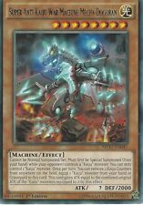 YU-GI-OH: SUPER ANTI-KAIJU WAR MACHINE MECHA- DOGORAN - RARE - MP17-EN047 1ST ED