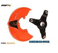 RFX Pro Series Brake Disc Guard & Mount KTM SXF250/350/450 2011 2012 2013 2014