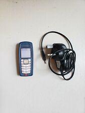 Nokia 3100 - Light Blue (Unlocked).