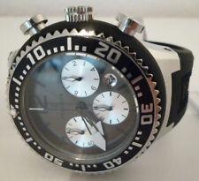 Poseidon by Kienzle Luxus Aquadiver Taucher XL Chronograph Uhr  Neu  UVP: 895€