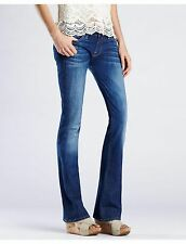 """NWT Lucky Brand Women's Charlie Baby Boot Meadow Medium Wash Jeans ~ 14/32 34"""" L"""