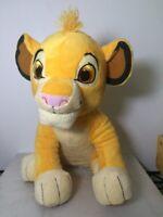 Disney Kohls Cares Young Simba Lion King Plush Stuffed Animal 12in Doll Toy 2014