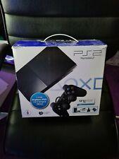Sony PlayStation 2 Slimline Charcoal Black Spielekonsole (PAL - SCPH-90004CB)