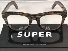 Retrosuperfuture Ciccio Jacquard | Clear Sunglasses SUPER 101 NEW FAST SHIP