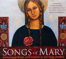 Songs of Mary Noirin ni riain ruth Cunningham san antonio vocal Arts ensemble