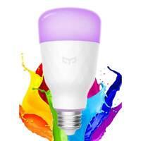 Intelligente LEDLampe Wireless Bunte 800LM 10W E27 App Fernlampe Xiaomi Yeelight