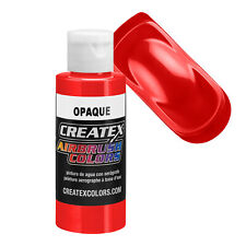 AIRBRUSH OPAQUE RED 4OZ