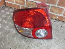 2002-2009 HYUNDAI GETZ NS PASSENGERS SIDE REAR LIGHT LAMP CLUSTER 924011CXXX