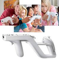 2X Zapper Gun Handle for Nintendo Wii Remote Wiimote Controller Wireless Holder