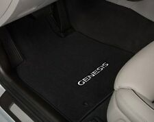 2015 2016 New Hyundai Genesis sedan AWD black carpet floormats floor mats