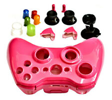 New XBox 360 Pink Wireless Controller Shell kit by TGC ®