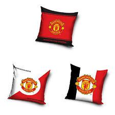 Manchester United Kissenbezug Kissenhülle Pillowcase 40 x 40 cm