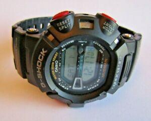 CASIO G-SHOCK MUDMAN WATCH G-9000 DIGITAL WATCH EXCELLENT CONDITION JUST SERVICE