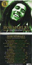 CD CARTONNE 16T BOB MARLEY    DON'T ROCK MY BOAT   DE 2006  NEUF NON  SCELLE