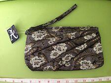 ACCESSORIZE oriental floral grey EVENING PARTY CLUTCH BAG PURSE HANDBAG BNWT new