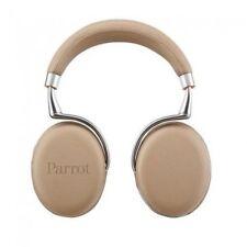 Parrot Noise Cancelling Headphones Zik 2.0 Wireless Active Brown