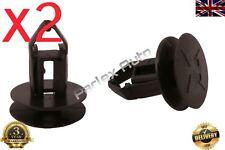 2pcs Bumper Rivets/Fasteners/Clips (23013410)