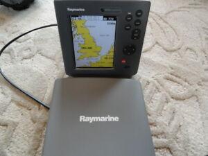 Raymarine RC435I plotter/gps
