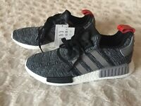 adidas NMD R1 grey glitch camo BB2884 US 11