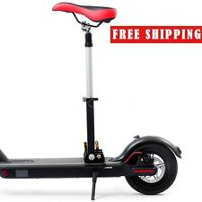 Foldable Heigh XIAOMI M365 Scooter Electric Scooter Retractable Seat with Bumper