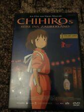 Chihiros reise ins zauberland DVD