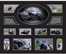 New Jorge Lorenzo Signed Limited Edition Memorabilia Framed