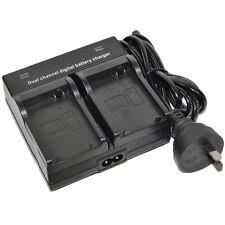 Dual Battery Charger EN-EL23 Coolpix P600 P610 P610S S810C P900 P900s B700 MH-67