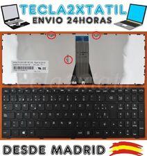 TECLADO PARA PORTATIL IBM Lenovo G50-70 (59424800) EN ESPAÑOL NEGRO SP