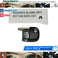 New Jaguar X-Type, Late S Type & X350 Key Blank C2S31067