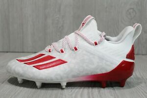 56 Adidas Adizero Reign Young King Football Cleats FU6708 Floral RED SZ 8 - 13
