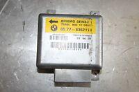 BMW E39 E38 E36 airbag control unit module ECU sensor 8362119 65778362119 OEM