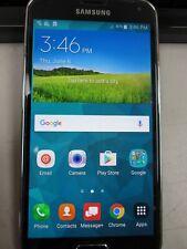 Samsung Galaxy S5 SM-G900V 16GB Black Verizon Smartphone Factory Reset