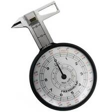 PRESIDIUM DIAL GAUGE DIAMONDS & GEMSTONES WEIGHT ESTIMATOR