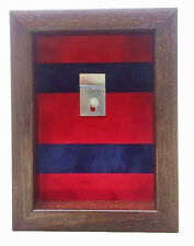Small Royal Engineers Medal Display Case For 2 Medals