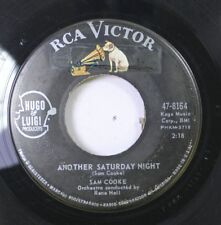 50'S & 60'S 45 Sam Cooke - Another Sat. Night  / Out Of A Clear Blue S