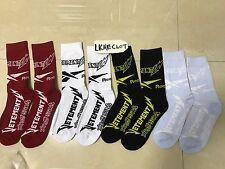 2 pairs Vetements Reebok style long socks 4 colours 2017 FW gosha rubchinskiy
