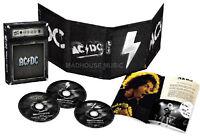 AC/DC CD x 2 +  DVD Box Set Live At Backtracks - Rareties Outakes and Live SEALE