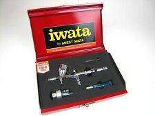 Aerografo Iwata Custom Micron CM-C2 PLUS 0,23 Red Box Edition New