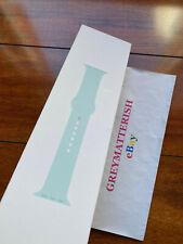 SEALED 100% Genuine BERYL Apple Watch Sport Band 42mm/44mm Light GREEN MWUQ2AM/A