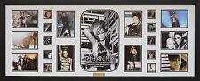 Rihanna Limited Edition Signature Framed Memorabilia White