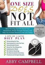 One Size Does NOT Fit All Diet Plan: Meal Planning That Will Boost Your Metaboli