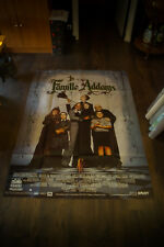 THE ADAMS FAMILY Sonnenfeld 4x6 ft French Grande Movie Poster Original 1991