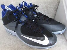 Nike Air Max MVP Elite Metal Baseball Cleats Style 684687-016 Spikes Sz 11 Blue