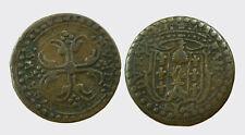 PIACENZA - RANUCCIO II FARNESE 1646-1694 -AE/ DOPPIO SESINO