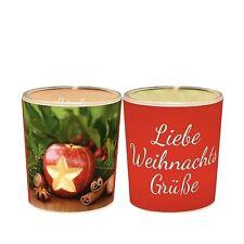 Ein Licht für Dich - Liebe Weihnachtsgrüsse + PartyLite Teelicht GRATIS p Kauf