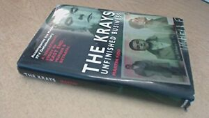 The Krays Unfinished Business by Martin Fido Book The Cheap Fast Free Post