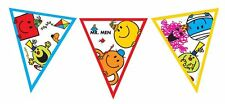TV and Celebrities Theme Birthday, Child Party Bunting