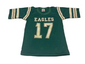 Vtg 80s Rawlings Philadelphia Eagles Harold Carmichael Jersey Youth M Size 10-12
