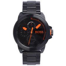 Hugo Boss Orange Stainless Steel Mens Watch 1513157 Boxed
